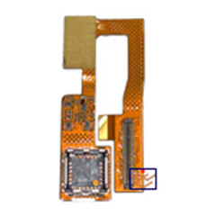 Nextel i876 camera flex cable
