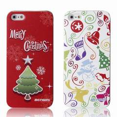 Apple iPhone 5S Christmas Edition Printing case