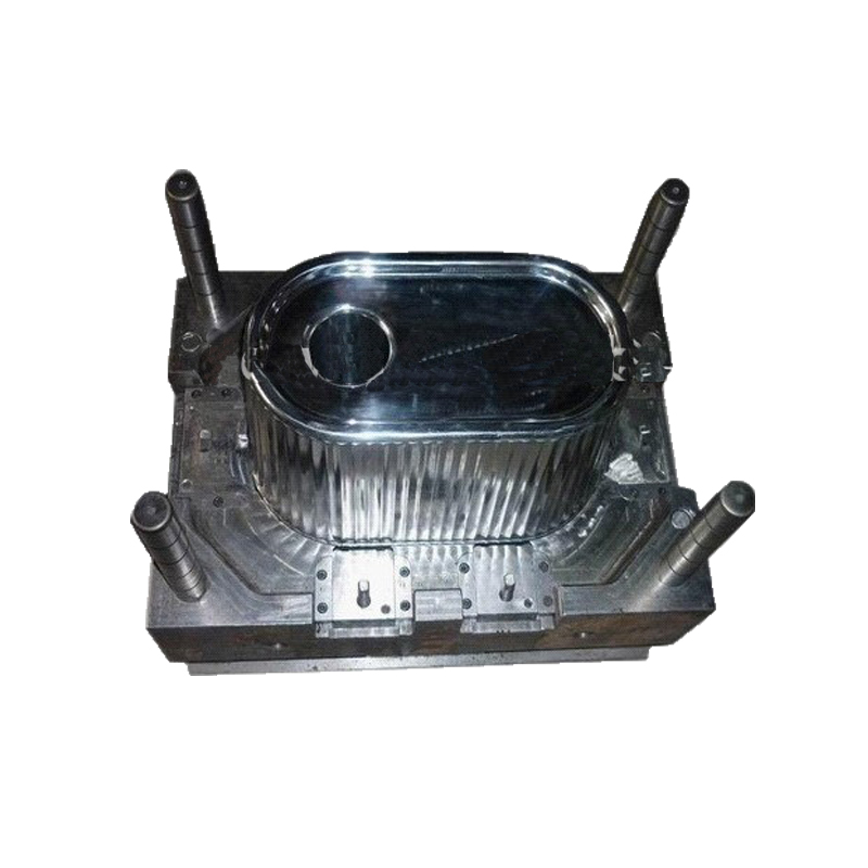 Custimized computer host outer case plastic injection mould
