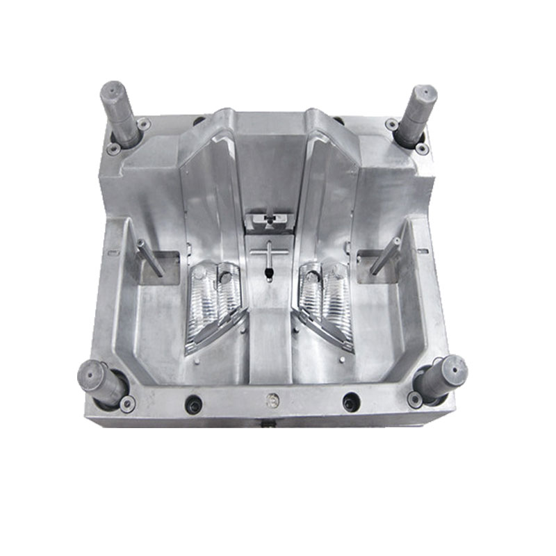 china factory manufacture high quality precision customized plastic injection mould for Automobile lamp cover