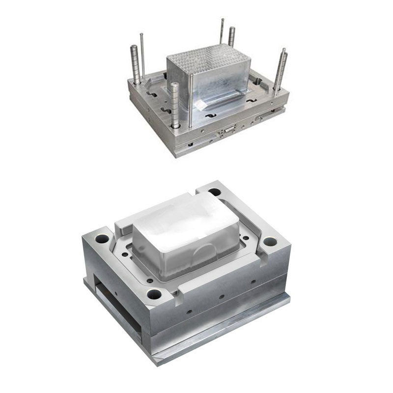 High quality professional OEM plastic fishing box injection mould