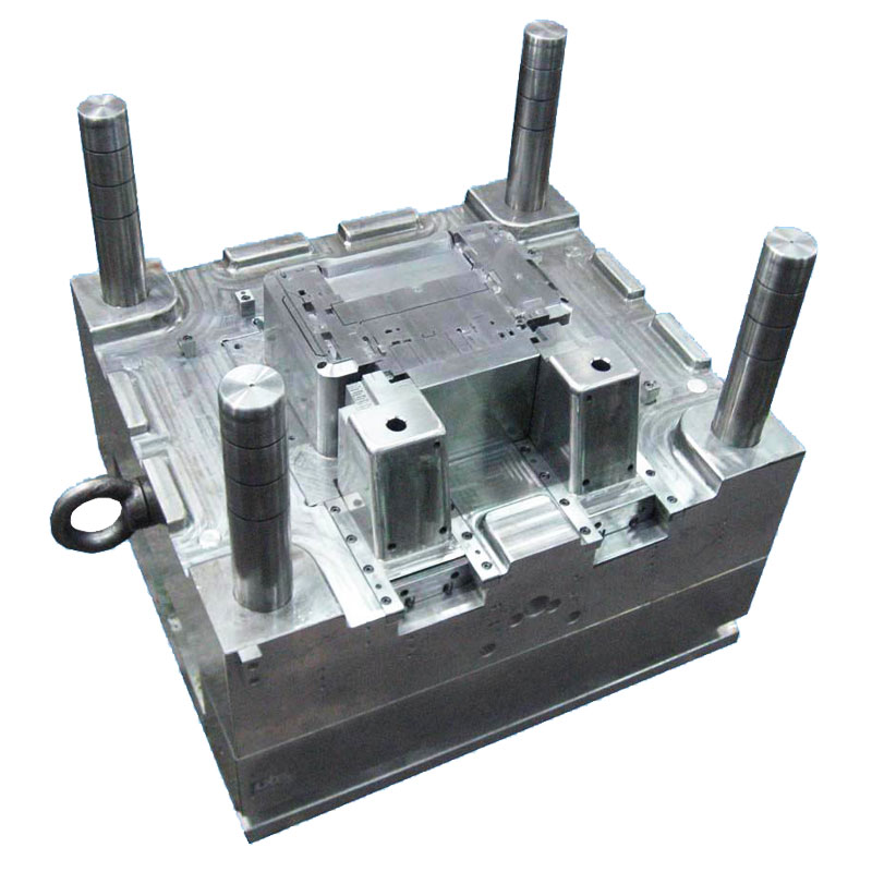 Medical detecting instrument plastic shell mould, professional OEM plastic injection molding