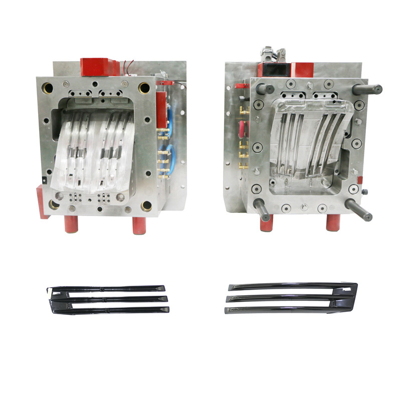 china factory manufacture high quality precision customized plastic injection mould for Auto parts