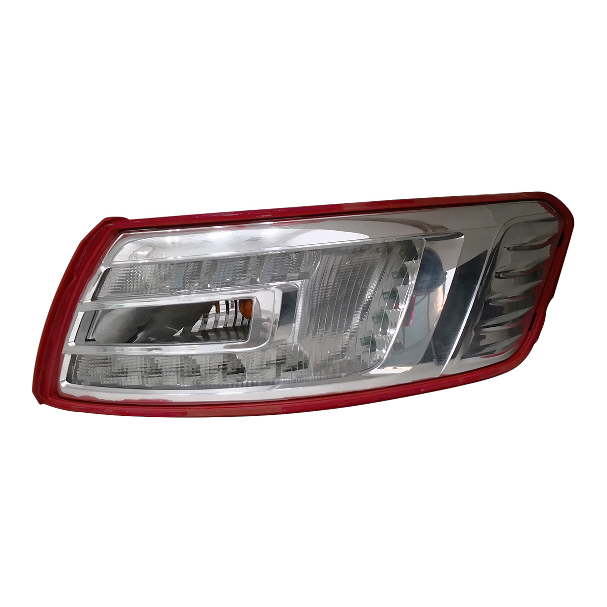 customized automotive led rear lamp plastic injection molding