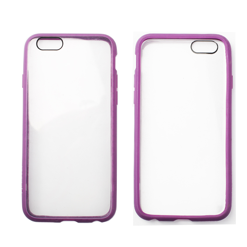 customized iPhone transparent case injection molding