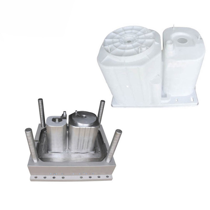 home appliance parts twin-tub washing mashine plastic parts injection mould
